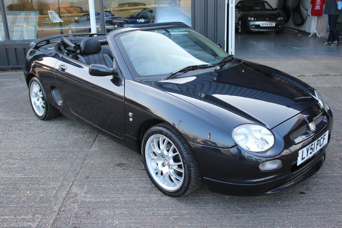 2001 MGF FREESTYLE,ONLY 21000 MLS,FULL HISTORY,NEW HEADGASKET SOLD (picture 1 of 6)