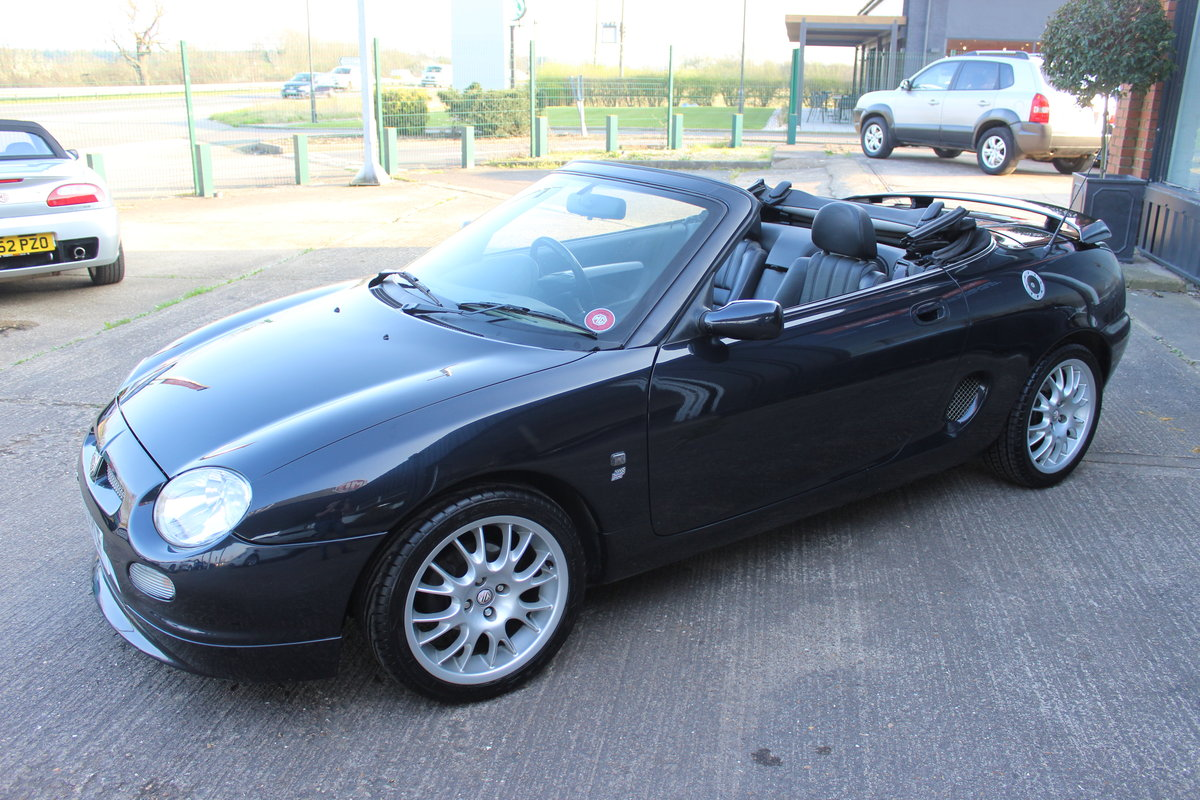 2001 MGF FREESTYLE,ONLY 21000 MLS,FULL HISTORY,NEW HEADGASKET SOLD (picture 2 of 6)