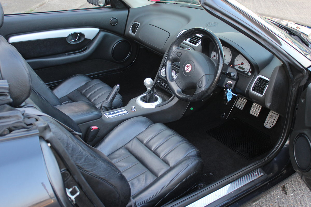 2001 MGF FREESTYLE,ONLY 21000 MLS,FULL HISTORY,NEW HEADGASKET SOLD (picture 3 of 6)