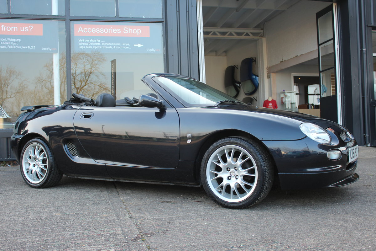 2001 MGF FREESTYLE,ONLY 21000 MLS,FULL HISTORY,NEW HEADGASKET SOLD (picture 4 of 6)