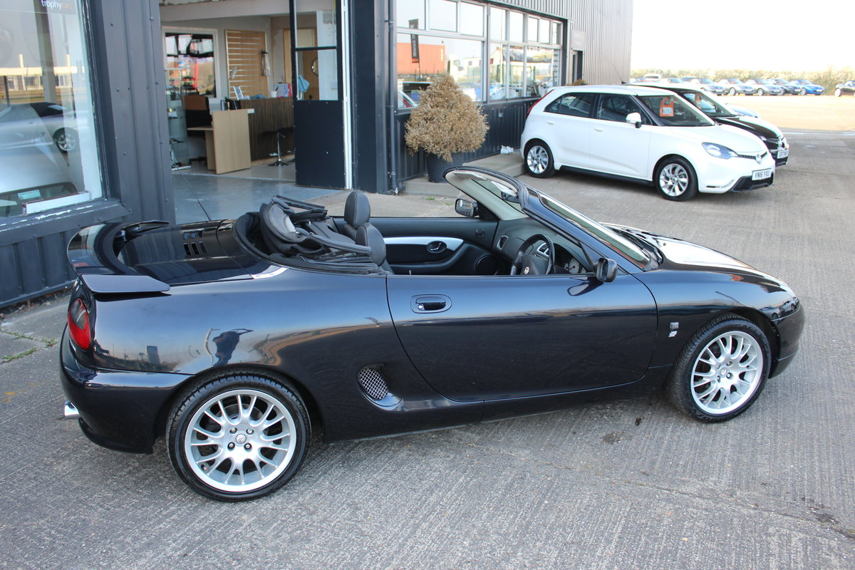 2001 MGF FREESTYLE,ONLY 21000 MLS,FULL HISTORY,NEW HEADGASKET SOLD (picture 5 of 6)