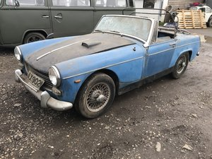 1966 MG Midget MK2 * Genuine Garage/Barn find * For Sale