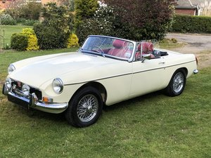 MGB ROADSTER-1972-SOLD SIMILAR REQUIRED SOLD