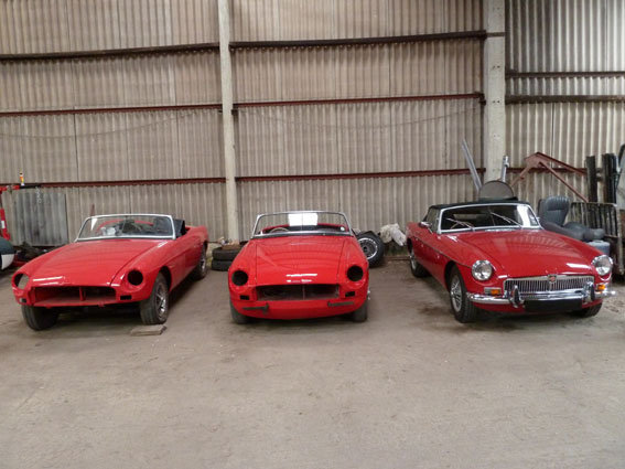 1970 MG B GTs from For Sale (picture 4 of 6)