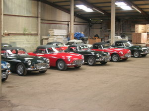 1970 MG B Roadsters & MG B GTs For Sale