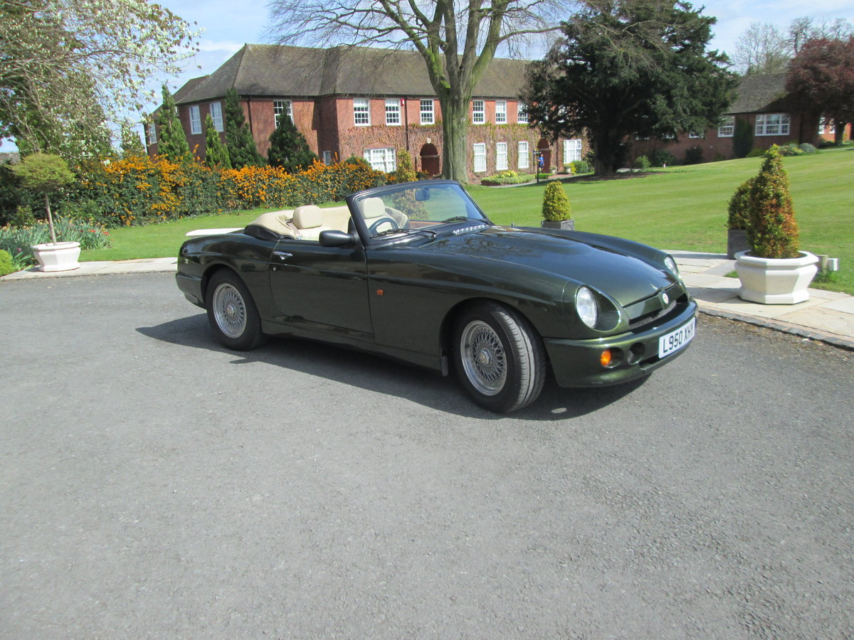 1994 MG RV8 SOLD (picture 1 of 6)