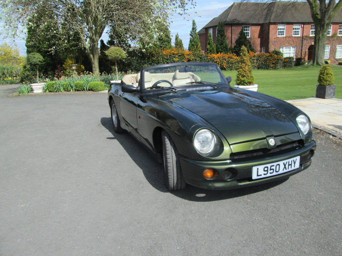 1994 MG RV8 SOLD (picture 4 of 6)