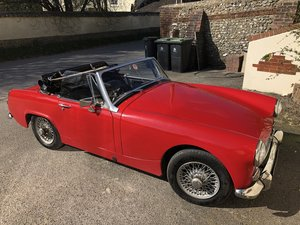 1967 MG Midget MKIII Fantastic Fully Restored For Sale