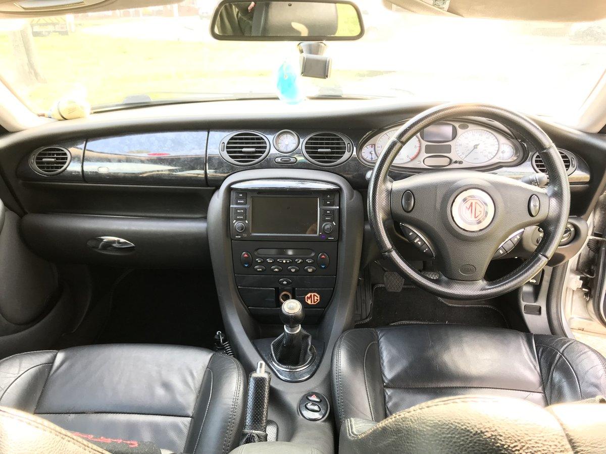 2004 Mg ZTT mapped diesel For Sale (picture 5 of 6)