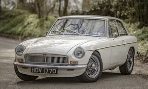 1966 FRONTLINE MGB LE50 - Stunning & Rare - on The Market SOLD by Auction