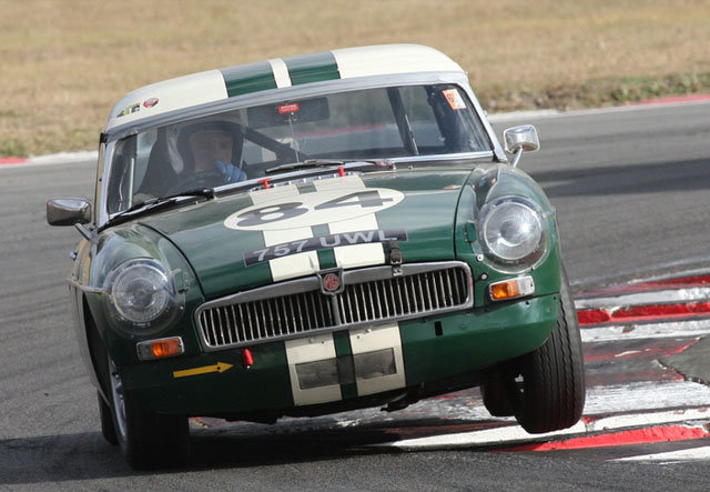 1963 Very Competitive MGB Race Car For Sale (picture 3 of 6)