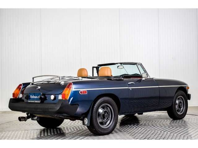 1979 MG B MGB V8 Roadster For Sale (picture 2 of 6)
