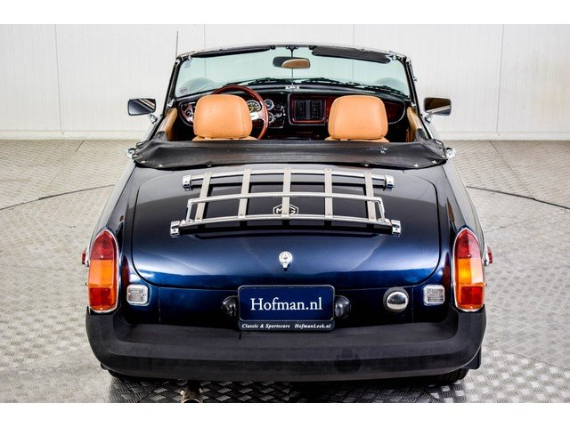 1979 MG B MGB V8 Roadster For Sale (picture 4 of 6)