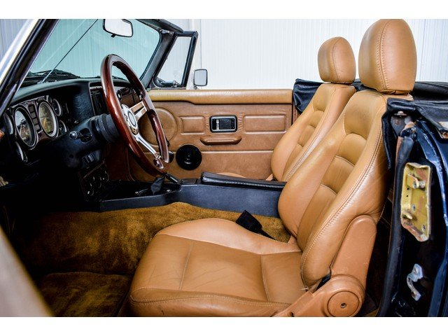 1979 MG B MGB V8 Roadster For Sale (picture 5 of 6)
