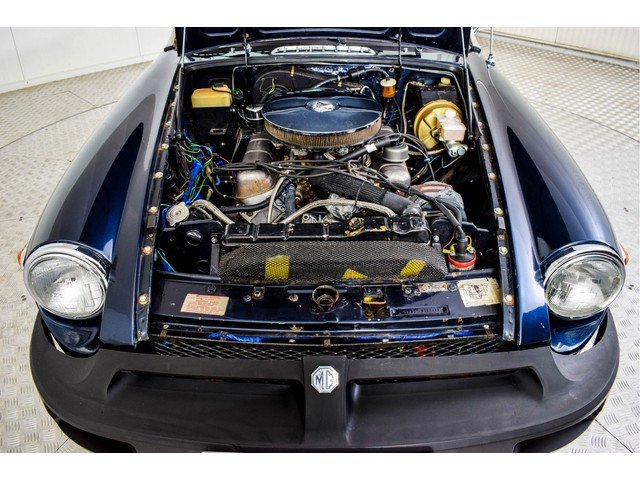 1979 MG B MGB V8 Roadster For Sale (picture 6 of 6)