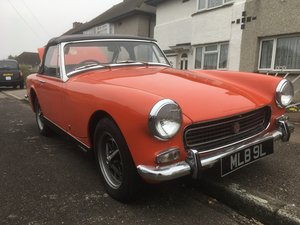 Roundarch mg midget 1973 model For Sale