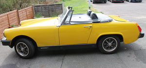 MG Midget 1500 1978 For Sale