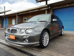 2004 MG ZR+ 2.0 TD 115 (Turbo Diesel) + MOT'd until 10/01/2020 For Sale