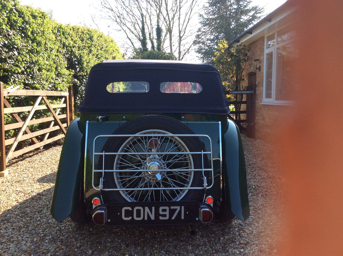 1936 MG TA Midget For Sale (picture 2 of 6)