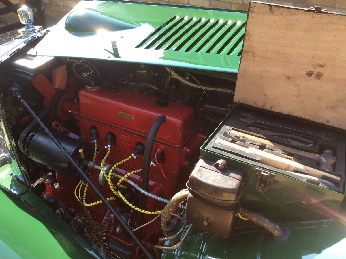 1936 MG TA Midget For Sale (picture 5 of 6)