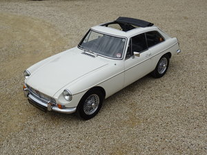 MGB GT – Maintained Regardless of Cost For Sale