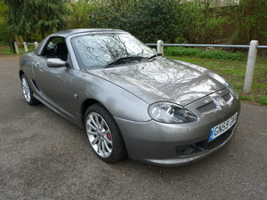 2009 09/59 MG TF LE500, 1 owner, just 7,081 miles.