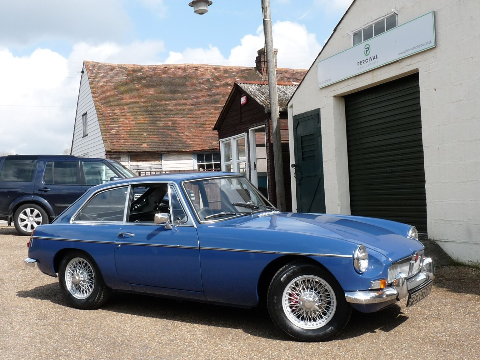 1968 MGB GT automatic, Sold SOLD (picture 5 of 6)