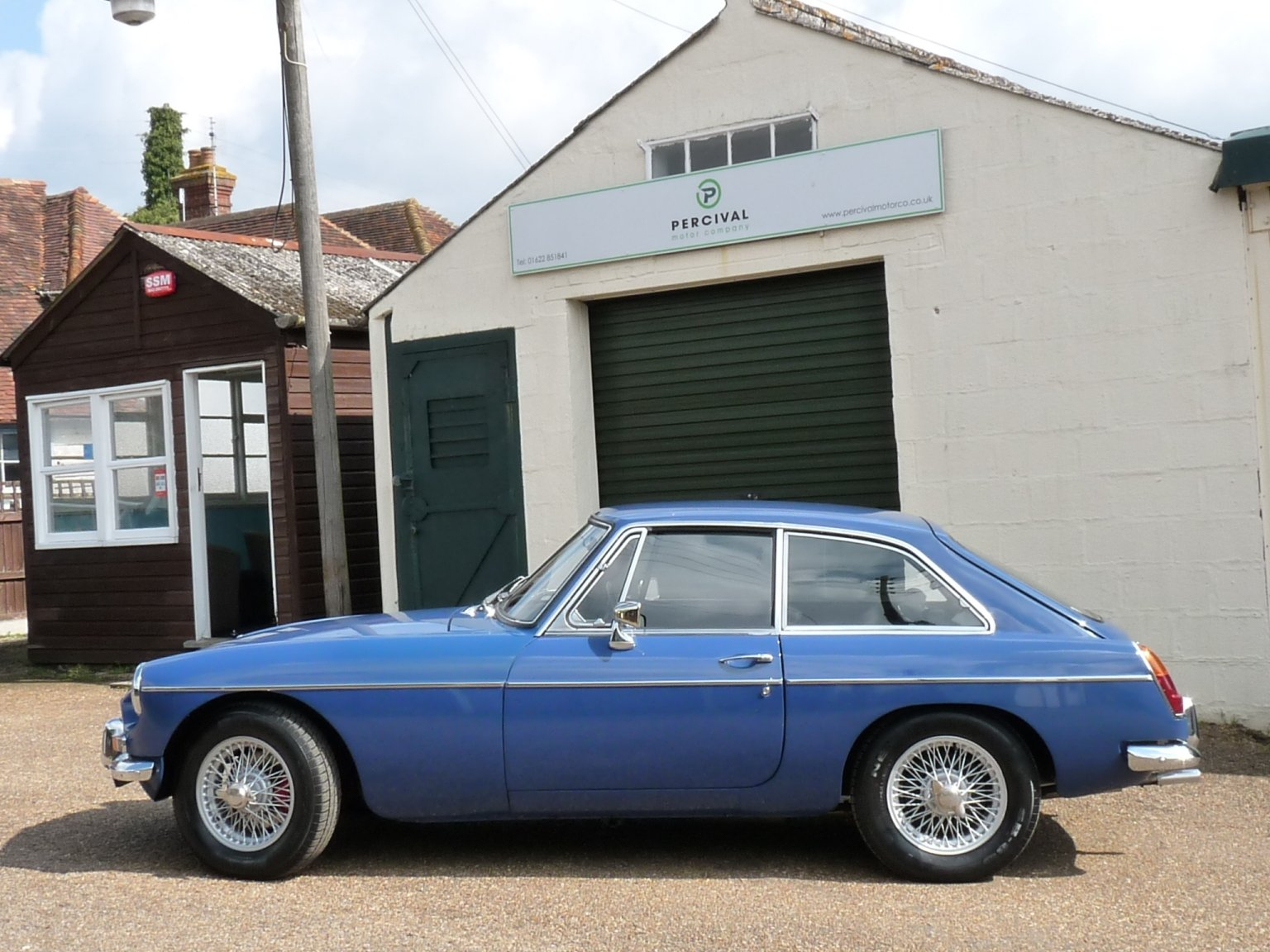 1968 MGB GT automatic, Sold SOLD (picture 6 of 6)