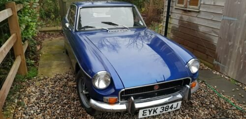 1971 MGB GT For Sale