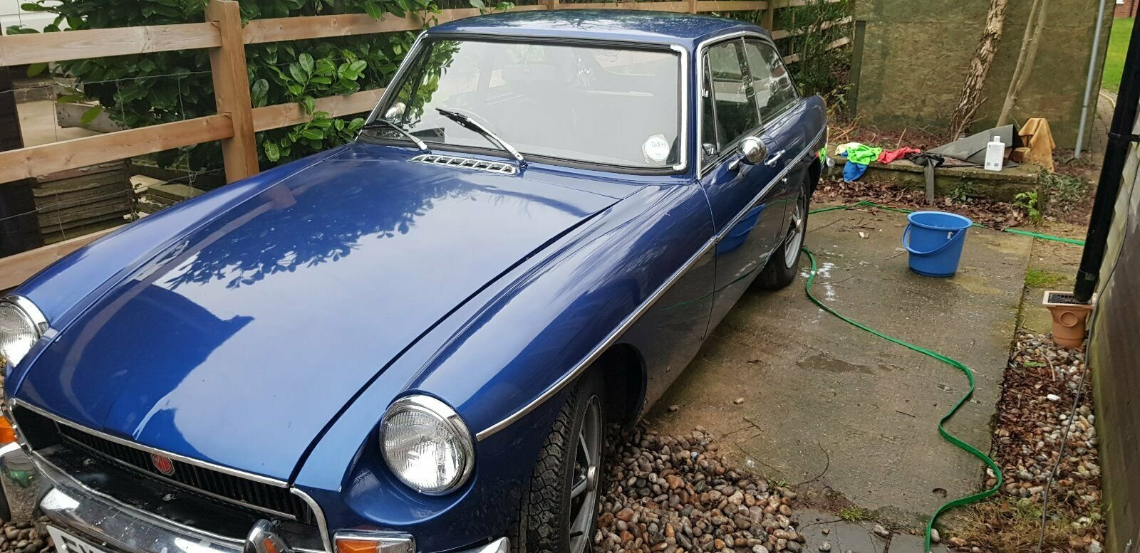 1971 MGB GT For Sale (picture 2 of 6)