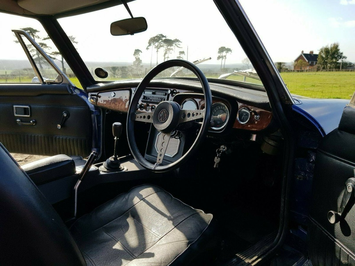 1971 MGB GT For Sale (picture 6 of 6)