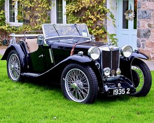 1935 MG PA For Sale