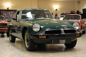 1975 MGB GT Jubilee Special Edition SOLD