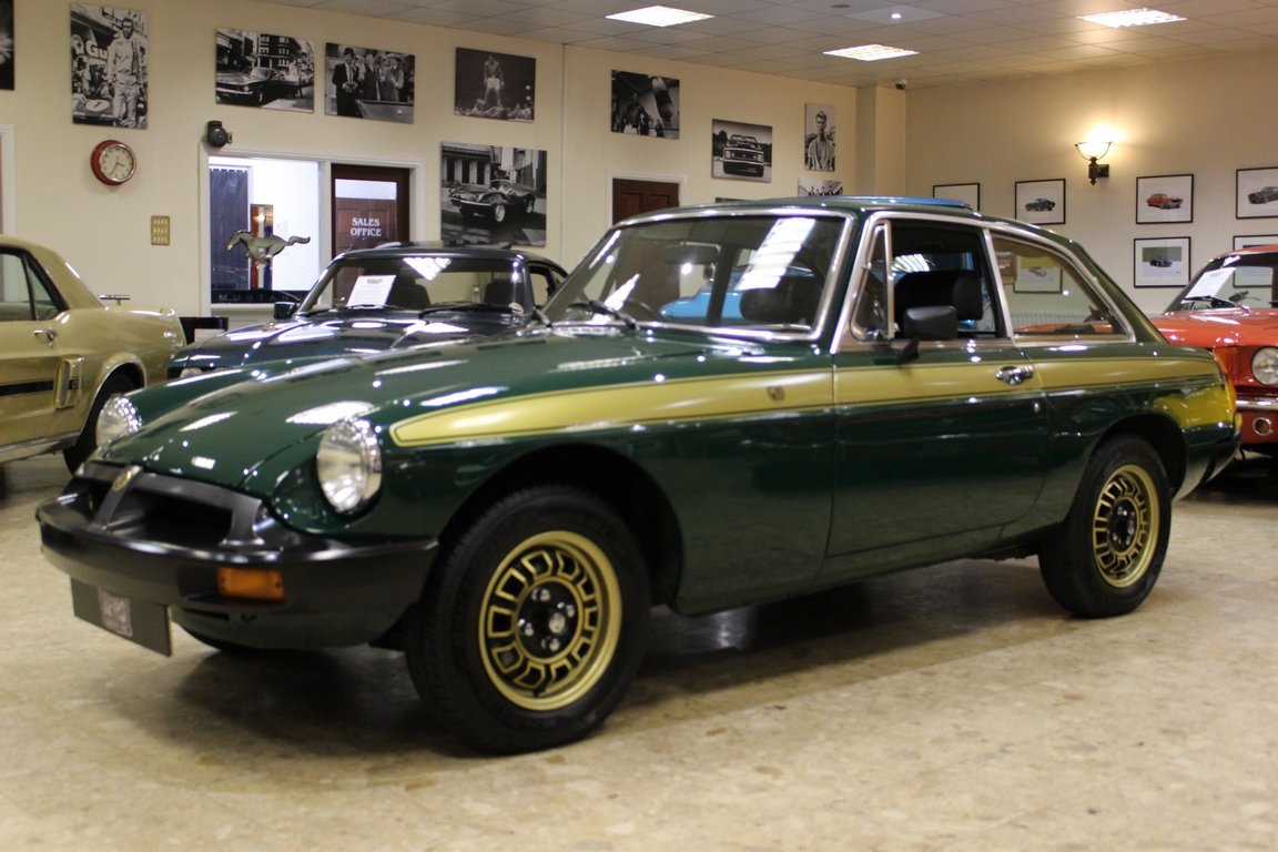 1975 MGB GT Jubilee Special Edition SOLD (picture 2 of 6)
