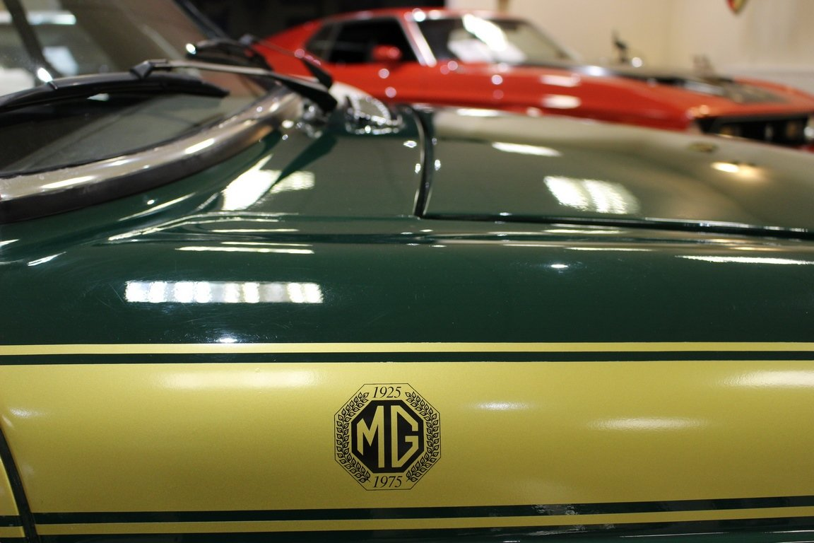 1975 MGB GT Jubilee Special Edition SOLD (picture 6 of 6)