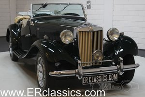 MG TD Cabriolet 1953 Very good condition For Sale