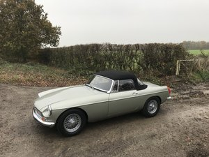 1978 MGB Roadster full rebuild  For Sale