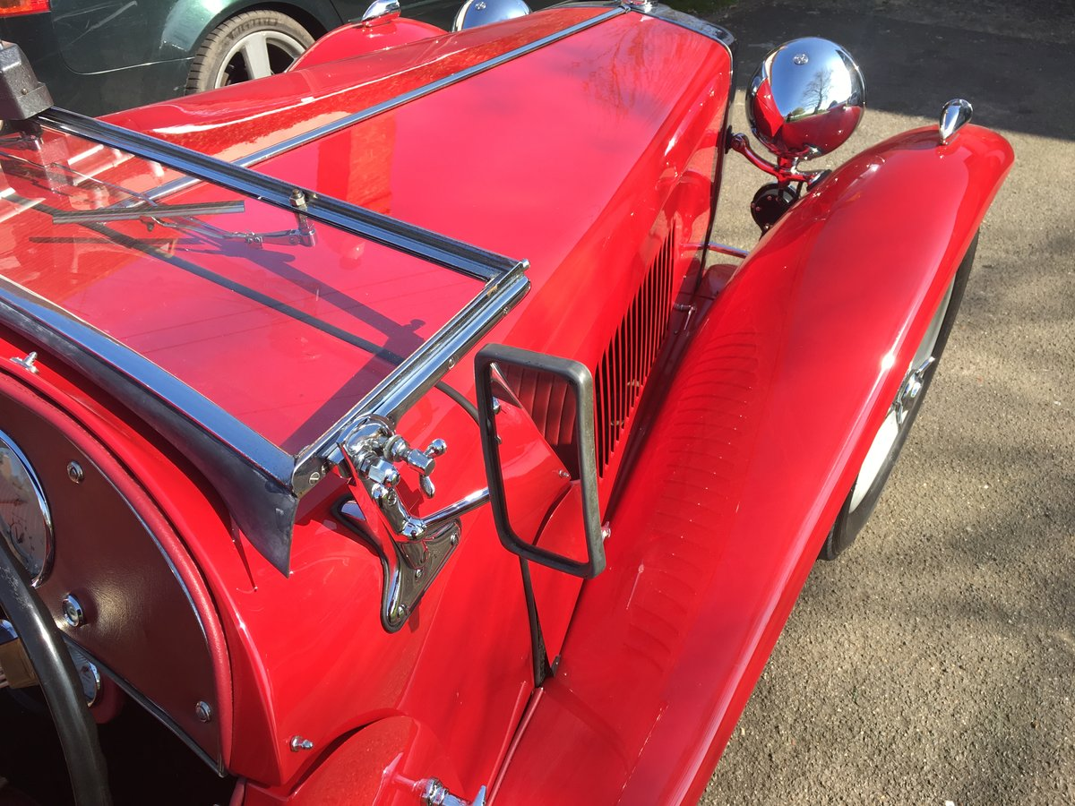 1948 Factory Condition MG TC For Sale (picture 6 of 6)