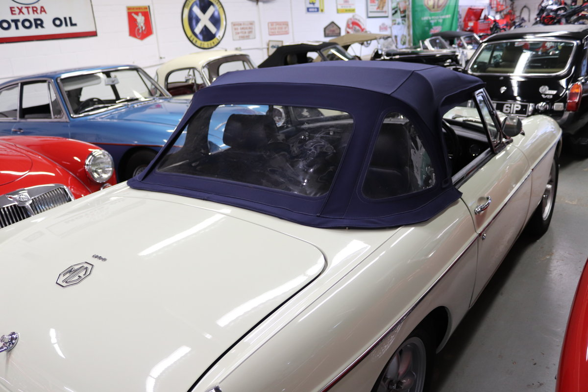 1969 MGC Roadster, 5 speed, triple webers, 200bhp SOLD (picture 2 of 6)