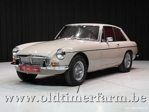 1968 MG B GT '68 For Sale