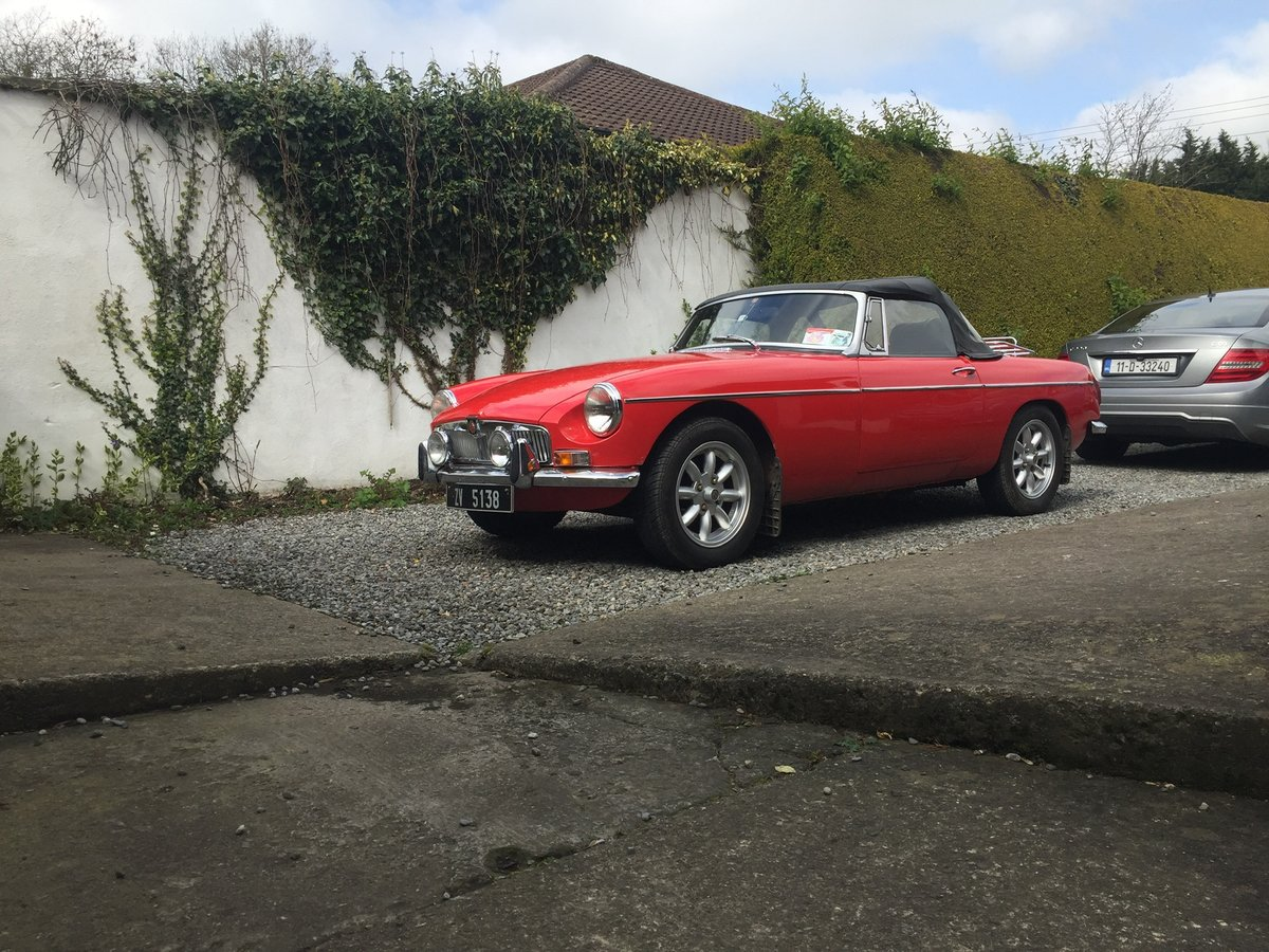 MGB Roadster 1972 For Sale (picture 2 of 6)