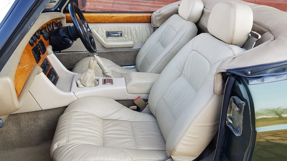 1994 MG RV8 4.0 CONVERTIBLE * ONLY 16000 MILES * TOP GRADE IMPORT For Sale (picture 3 of 6)
