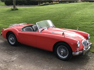 MGA ROADSTER -  1959 -, Excellent.  PRICE REDUCED.