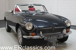 MGB Cabriolet Overdrive 1980 Dark grey metallic For Sale