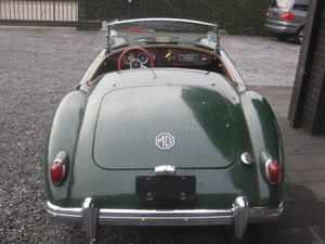 MG MGA Cabrio Roadster 1959 For Sale