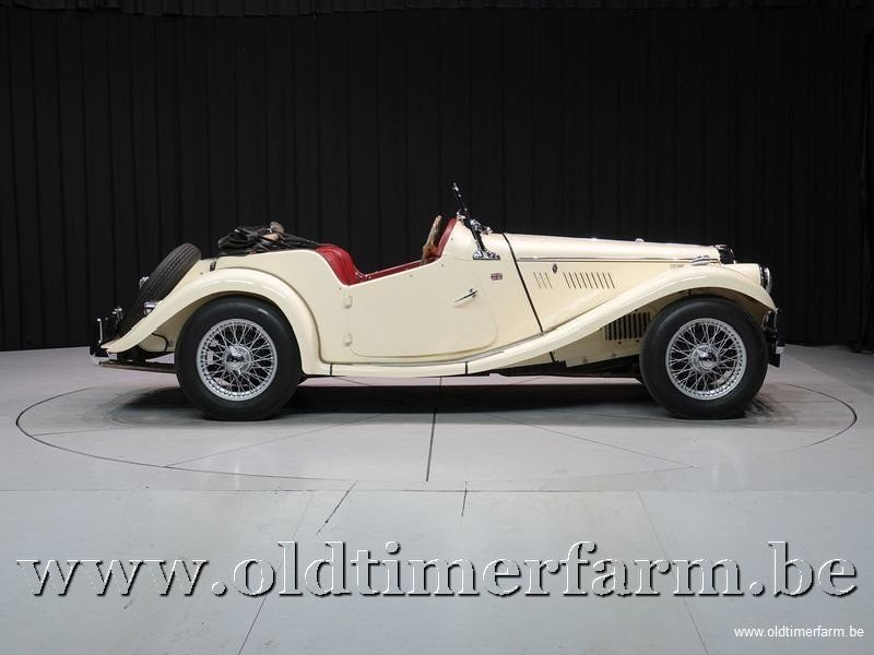 1954 MG TF 1500 '54 For Sale (picture 3 of 6)