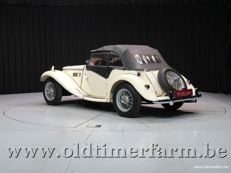 1954 MG TF 1500 '54 For Sale (picture 6 of 6)