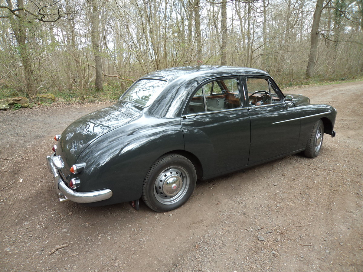 1958 Very Original ZB Magnette SOLD (picture 4 of 6)