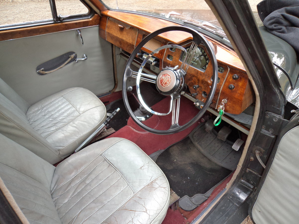 1958 Very Original ZB Magnette SOLD (picture 5 of 6)