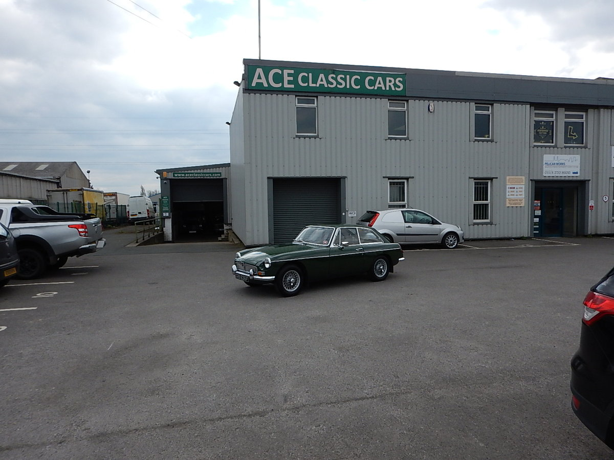 1968 MGB GT ~ Leather ~ Manual with Overdrive ~ Wire Wheels ~  SOLD (picture 6 of 6)